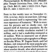 1995_Review Lifes America Family and Nation in Postwar Photojournalism